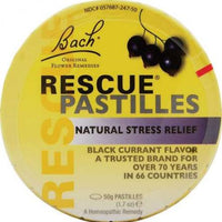 BACH Rescue Remedy Past. B/Currant