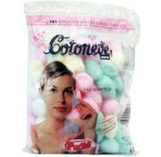 Cottoneve Cotton Balls Coloured 40g