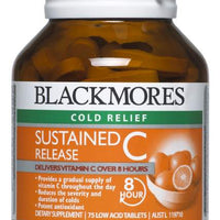 Blackmores S/Rel Buffer C Tabs 75