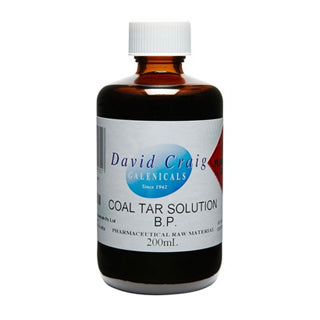 Coal Tar BP Sol 200ml MW