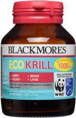 Blackmores Eco Krill 1000mg 30s