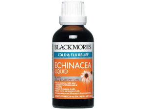 Blackmores Echinacea Liquid 1:1 50ml: