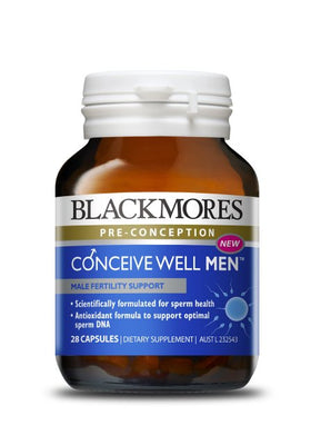 BL Conceive Well Men 28 Tab