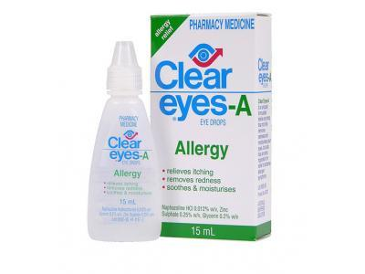 Clear Eyes-A Allergy 15ml