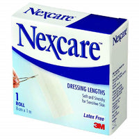 NEXCARE Soft Cloth Dressing 8cmx1m