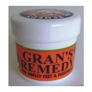 Grans Remedy Scented Foot Powder 50g