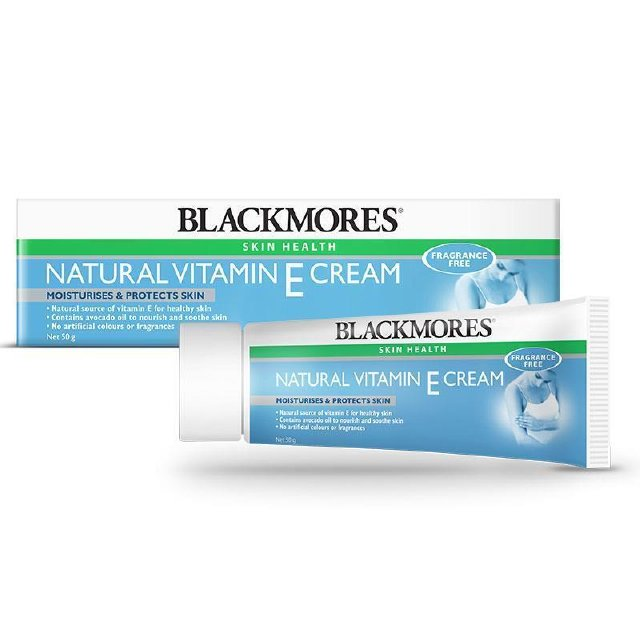 BL Vitamin E Cream (boxed)
