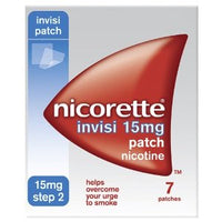 NICORETTE InvisiPatch 15mg Step2 (7 Pack)