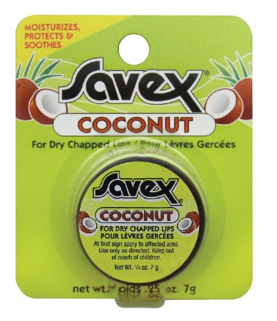 SAVEX Coconut Pot Blister Pk 7g