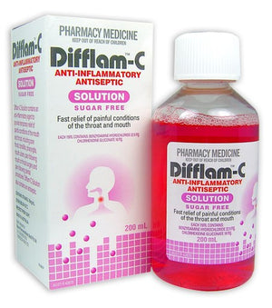 DIFFLAM-C Solution 100ml
