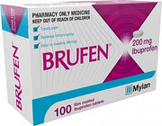 Brufen Tablets 200mg 100s