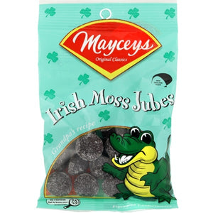 Mayceys Irish Moss Jubes 200g