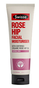Swisse Rose Hip Facial Moisturiser 125ml