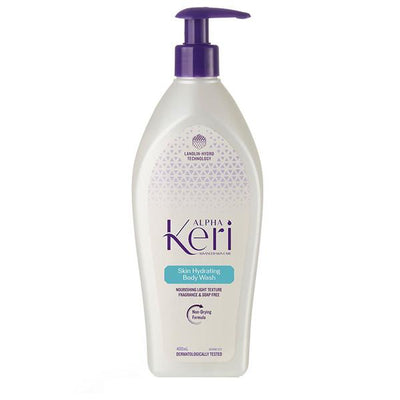 ALPHA KERI Hydrat. Body Wash 400ml