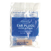 Surgipack Ear Plugs Foam Surgipack 1 Pair