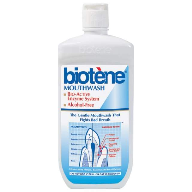 BIOTENE Mouthwash 474ml