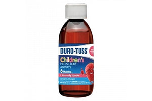 DURO-TUSS Child Ivy Leaf Strawberry 200ml
