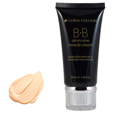 CORAL BB Cream Ivory
