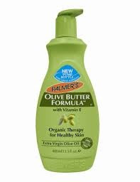Olive Butter Lotion 400ml