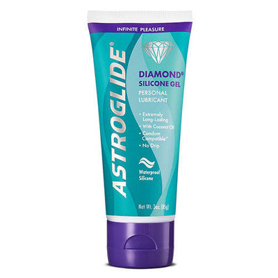 ASTROGLIDE Diamond Silicone Gel 85g
