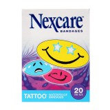 Nexcare Bandages Cool Tattoo 20
