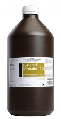 Buffered Formalin 10% 500mL (Orion)