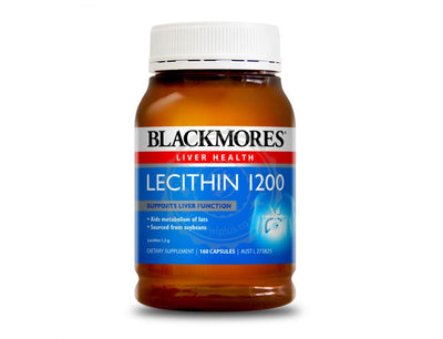 BL Lecithin 1200mg 160caps