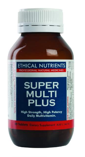 Ethical Nutrients Super Multi Plus 30s