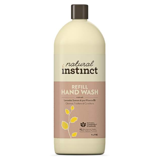NAT.Instinct Botan. Hand Wash Pump 500ml