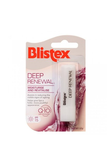 BLISTEX Deep Renewal Lip Balm 3.7g
