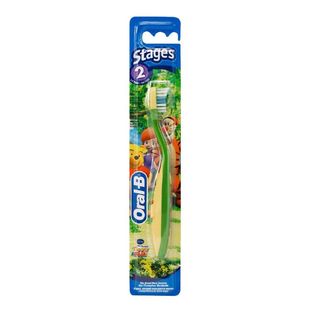 ORAL B TB Kids Stage 2 2-4 Years