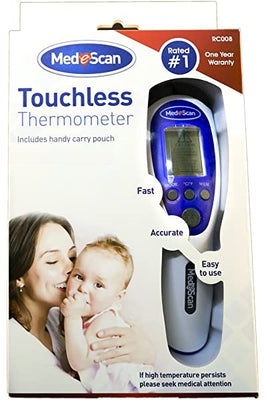MedEscan Touchless Thermometer