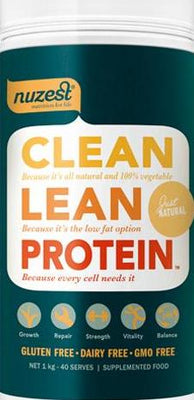 Clean Lean Protein Just Natural 1kg