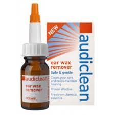 AUDICLEAN Ear Wax Remover 12ml