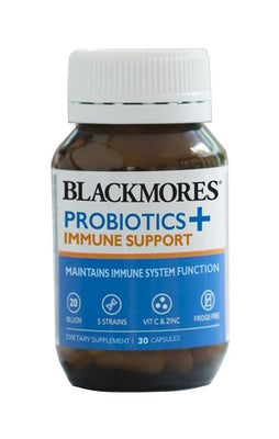 BL Probiotics + Imm. Support 30caps