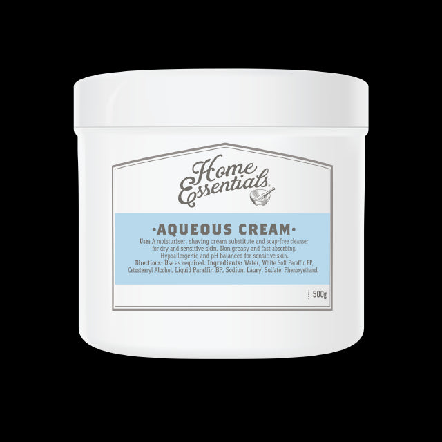 Health Essentials Aqueous Cream 500g