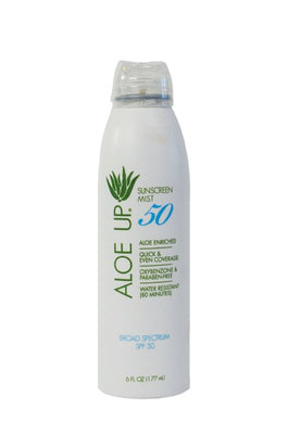 ALOE UP White Coll. SPF50 Sp. 177ml