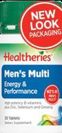 HEA Men's Multi Tabs 30