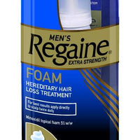 Regaine Extra Strength Foam Hair Treatment 1 Month 60g