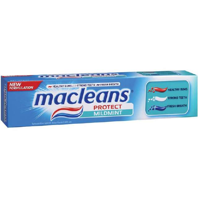 MACLEANS Protect Mildmint 90g