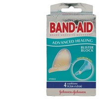 BANDAID Advanced Healing Blister 4 Pack