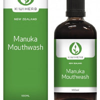 KIWI HERB Manuka Mouthwash 100ml