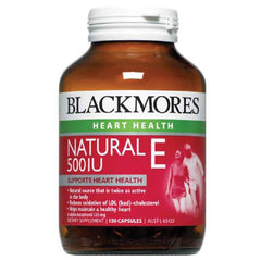 Blackmores Vitamin E Caps 500IU 150