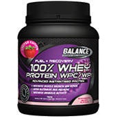 BAL 100% Whey Prot. S/berry 750g