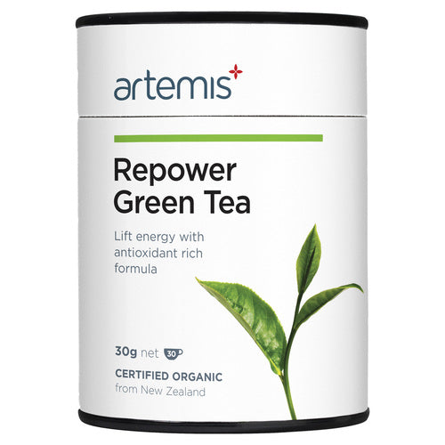 ARTEMIS Repower Green Tea 30g