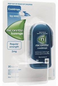 NICORETTE Cooldrops 2mg 20