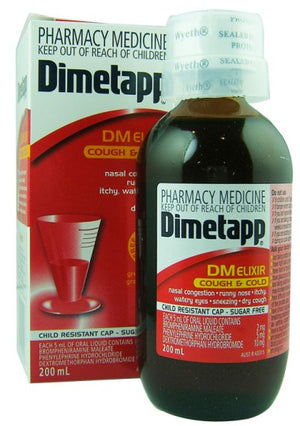 DIMETAPP DM Elixir 100ml