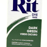 Rit Powder Dye Dark Green 31.9g