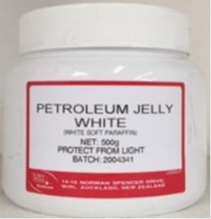 API Petroleum Jelly White 500g