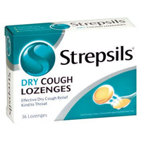 Strepsils Dry Cough Lozenges 32s